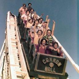 Cannonball at Lake Winnie Amusement Park