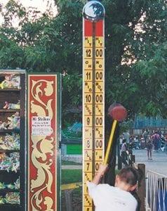 Carnival Games and Activities at Lake Winnie