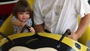 Family Fun at Lake Winnepesaukah