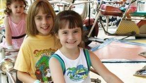 Motorycyle Ride for Kids at Lake Winnie
