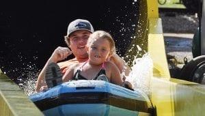 Water Slide For Children in Chattanooga