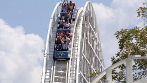 Lake Winnie Cannonball Roller Coaster