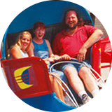Tilt-A-Whirl Family Fun in Chattanooga