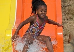 Best Water Park Slides in Chattanooga
