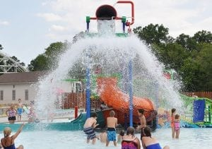 Local Water Park in Chattanooga