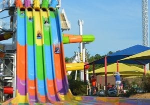Family Friendly Water Park in Chattanooga
