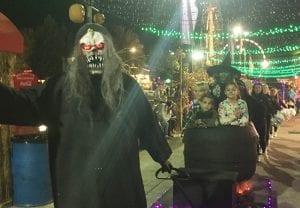 Grim Reaper at Lake Winnepespookah in Chattanooga
